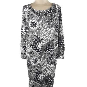 Ann Taylor Loft Maternity Dress Stretch Sz LM